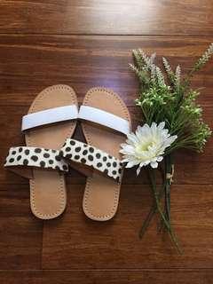 Beach sandals from Bali