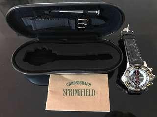 SPRINGFIELD Chronograph watch