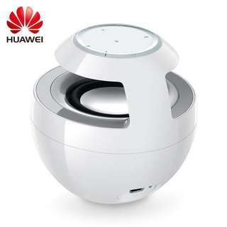White Huawei Bluetooth Speaker