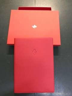 Ferrari 法拉利珍藏書藉連皮套紙盒
