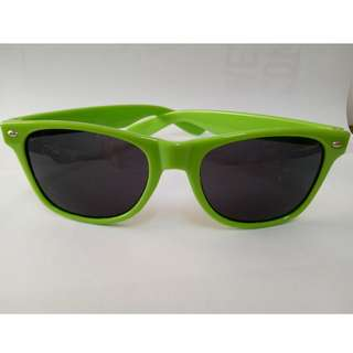 Greeny Sunglasses