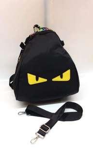 Cat eye backpack