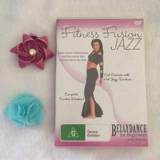 Fitness Fusion Jazz (Bellydance fof beginners)