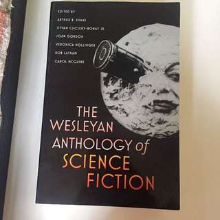 Wesleyan Anthology of Science Fiction by Arthur B Evans