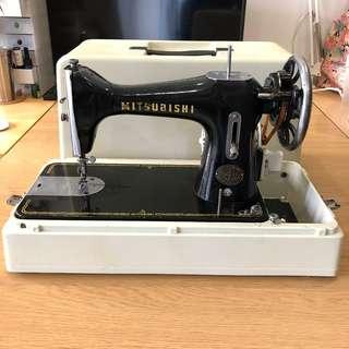 Mitsubishi Sewing Machine 三菱中古衣車