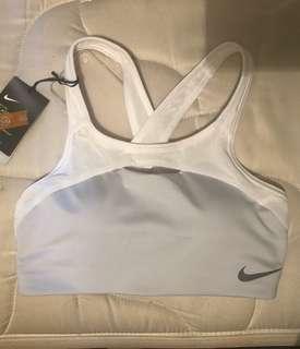 Nike pro sports bra medium support UK 6