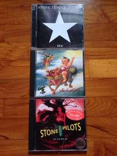 Stone Temple Pilot CDs