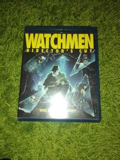 [USED] Watchmen Director's Cut Blu Ray