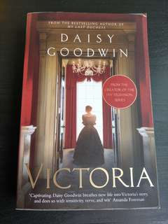 3 for price of 2 : Victoria by Daisy Goodwin
