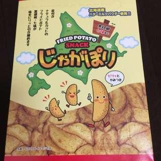 日本直送零食,得一盒