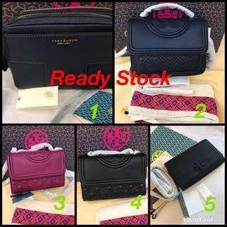Original Tory Burch women Handbag Ready Stock