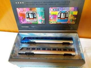 1998 年地鐵模型 (20 年前收藏品)