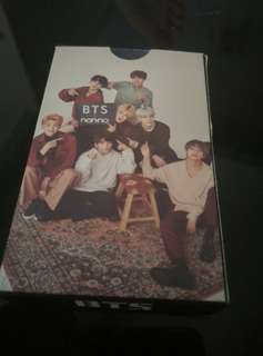 BTS Lomo Card