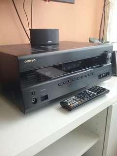 Onkyo Award winning AV Receiver TX-SR608