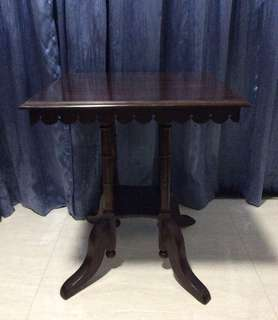 British Colonial Rosewood table  酸枝/Blackwood