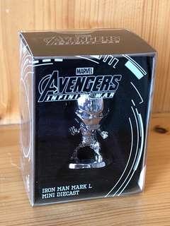 Hot Toys Cosbaby Dircast Iron Man Mark L