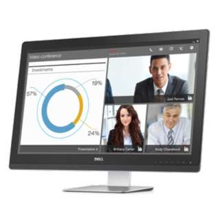 DELL Ultrasharp 27 inch HD Multimedia Monitor with inbuilt webcam and speakers