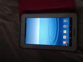 Samsung galaxy tab 2.7 8gb lng sxa no issue no sim slot wifi only gagamitin nlang