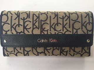 Authentic Calvin Klein Wallet Well-loved