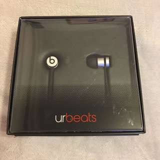 urbeats Space Gray special edition in ear headphone