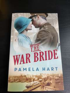 3 for price of 2 : The War Bride by Pamela Hart