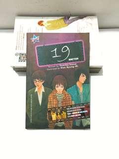 19 / Nineteen by Yumiko Inoue & Han Kyoung Mi - Komik