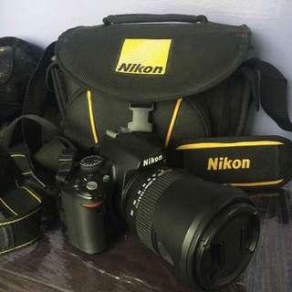 Repriced!!! Nikon D3000 Sigma Lens
