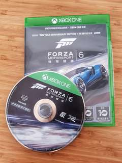 Forza Motorsport 6 {Xbox One}