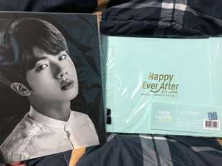 BTS 4th muster japan photo binder (right)