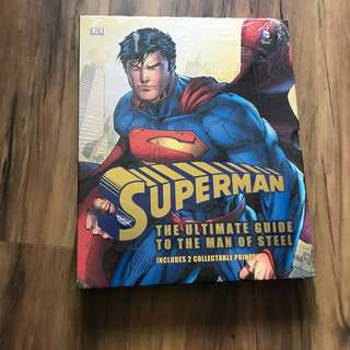 Superman The Ultimate Guide
