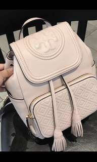 Original Tory Burch women Fleming backpack