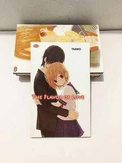 The Flavor of Love by Taamo - Komik