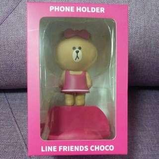 Line 電話座