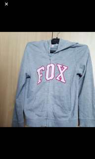 Fox Sweater with Hoodie