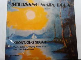 Very Rare Vintage Keroncong Album by Indonesian Legendary Singer