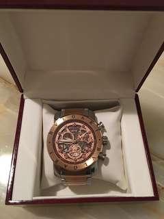 Mens limited edition Bvlgari watch