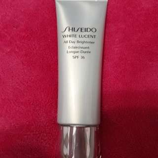 Shiseido brightener SPF36