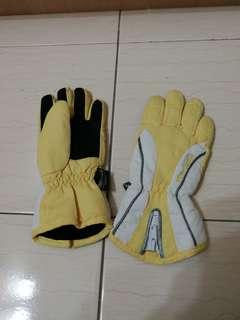 Kids Waterproof Ski Gloves Age 6 to 8