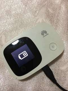 REPRICED!!! POCKET WIFI HUAWEI E5336 -Preloved but not abused!