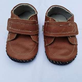 Little Blue Lamb formal shoes