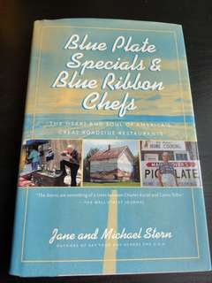 3 for price of 2: Blue Plate Specials and Blue Ribbon Chefs by Jane and Michael Stern