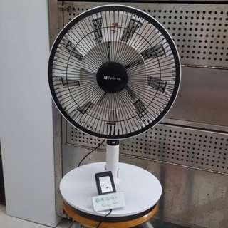 Turbo Italy 12寸變頻遙控風扇 TSF -12DC