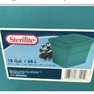 Sterilite Storage bins