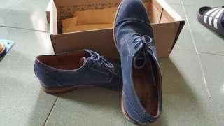 Clarks exton cap 休閒鞋