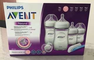 Baby Bottles (Newborn Starter Set)