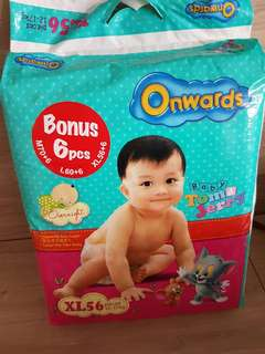 Diapers XL