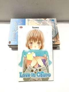 Love in Ofuro by Taamo - Komik