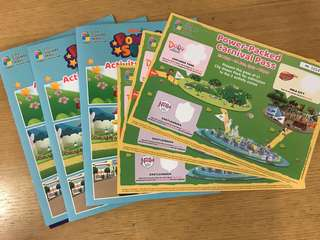 Dora, Blaze, Nella Activity Book and Carnival Pass