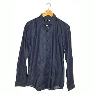 Executive Blue Shirt