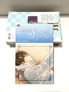 Fallen Snow for You by Koyomi Minamori - Komik